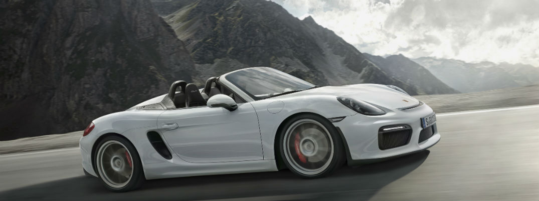 2016 porsche boxster spyder official release date. Black Bedroom Furniture Sets. Home Design Ideas