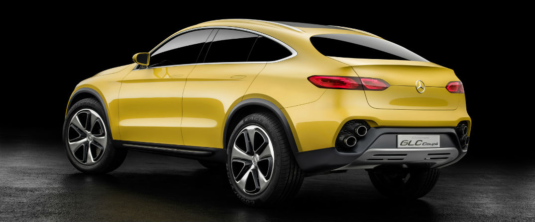 2016 Mercedes-Benz GLC Coupe Engine Specs | Power Ratings