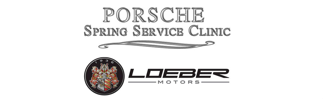 Porsche Spring Cleaning Service Clinic