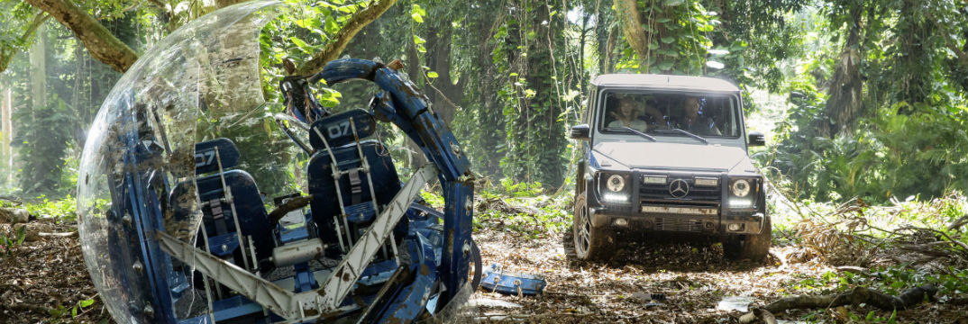Mercedes-Benz G-Class Jurassic World