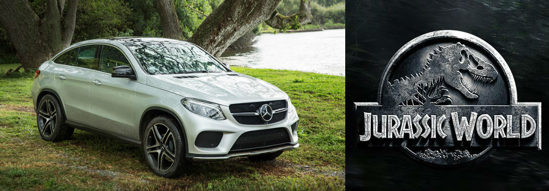 Complete list of Mercedes-Benz Vehicles in Jurassic World