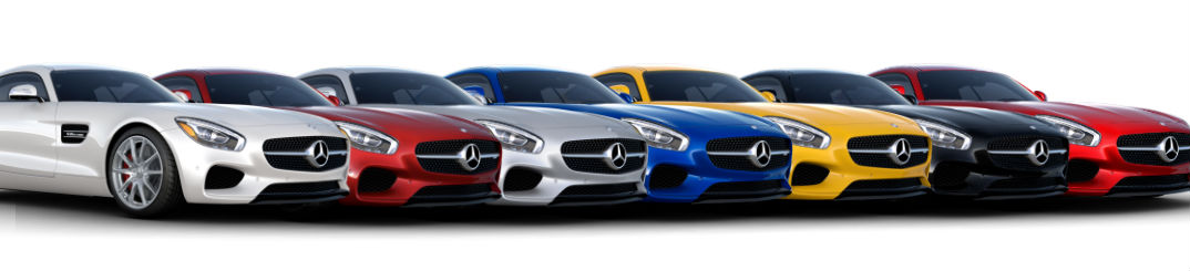 2016 Mercedes-AMG GT S Exterior Paint Color Optoins