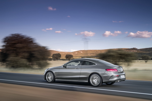 2017 Mercedes-Benz C-Class Coupe Release Date