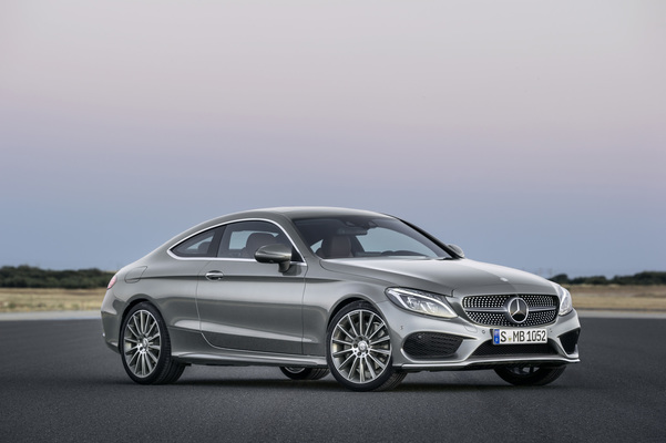 2017 Mercedes Benz C Class Coupe Release Date