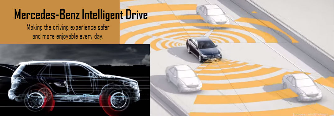 Mercedes-Benz Intelligent Drive system