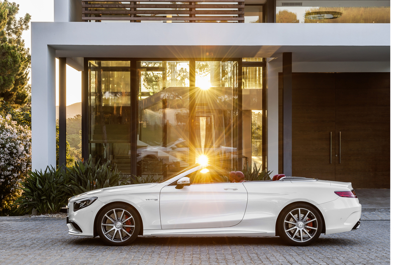All-new S-Class Cabriolet