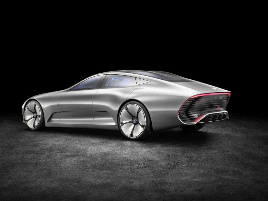 Mercedes-Benz IAA Concept Coupe