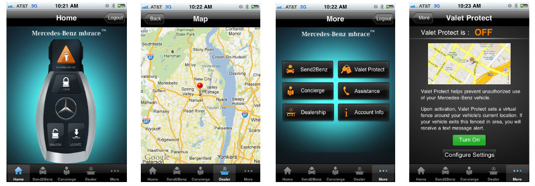 6 ways mbrace makes life better for mercedes benz owners for Mercedes benz mbrace reviews