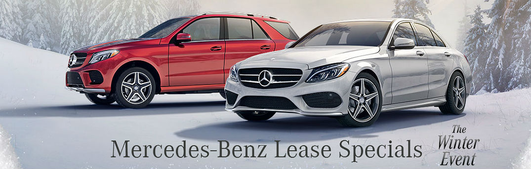 What is santa driving in new mercedes benz commercial for Mercedes benz lease programs