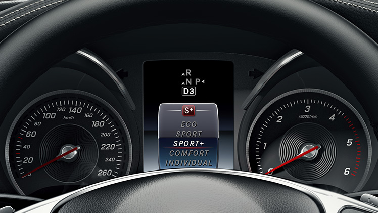 Understanding Mercedes Benz Dynamic Select Driving Modes
