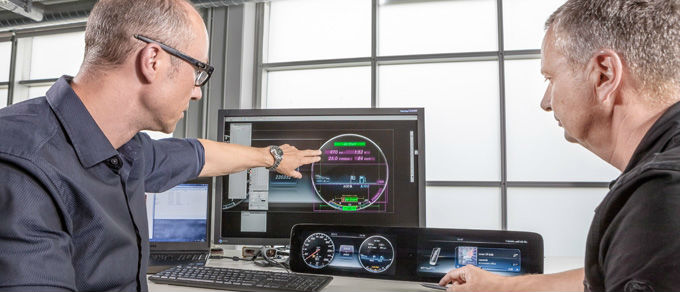 Mercedes-Benz Animations and Visualizations Team