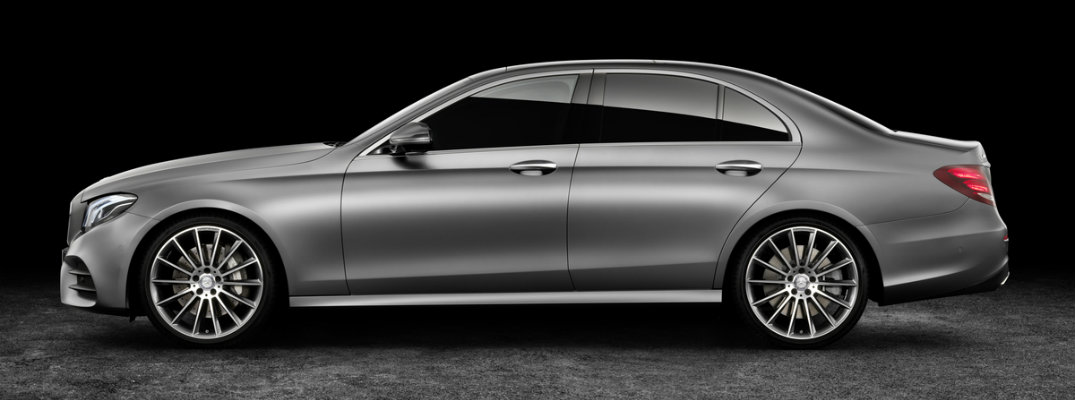 2017 Mercedes-Benz E-Class Advanced Safety Features