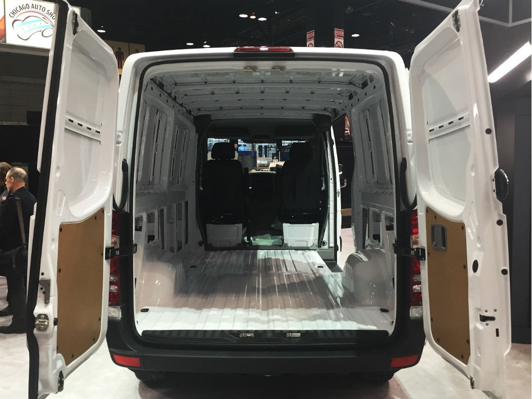 2017 mercedes benz sprinter worker van release date for 2017 mercedes benz sprinter cargo van