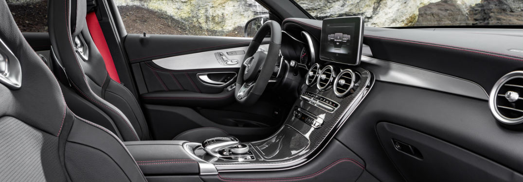 2017 Mercedes-AMG GLC43 Specs and Features at Loeber Motors-Chicago IL-2017 Mercedes-AMG GLC43 Luxury Interior