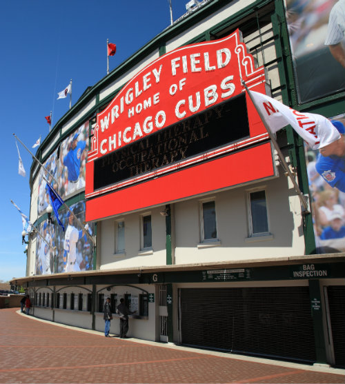 d90cc117e97 Chicago Cubs and White Sox 2016 Opening Day and Schedule