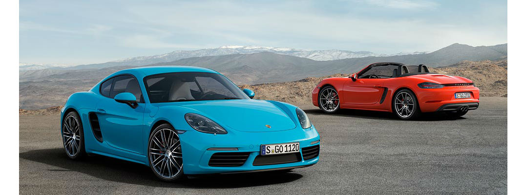 2017 Porsche 718 Cayman Upgrades and Release Date