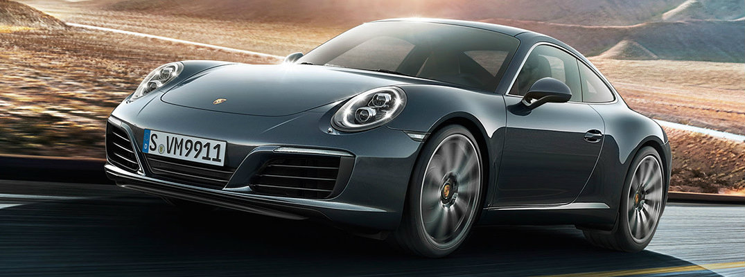 2017 Porsche 911 Carrera Redesign, Engine Options and Arrival Date