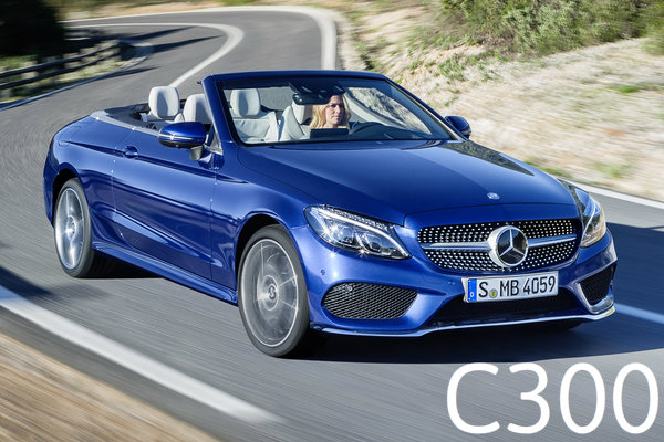 differences in the 2017 mercedes benz c class cabriolet trims. Black Bedroom Furniture Sets. Home Design Ideas