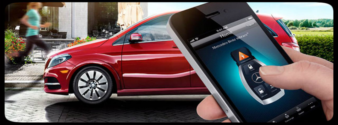What Is The Mercedes Benz Mbrace Mobile App