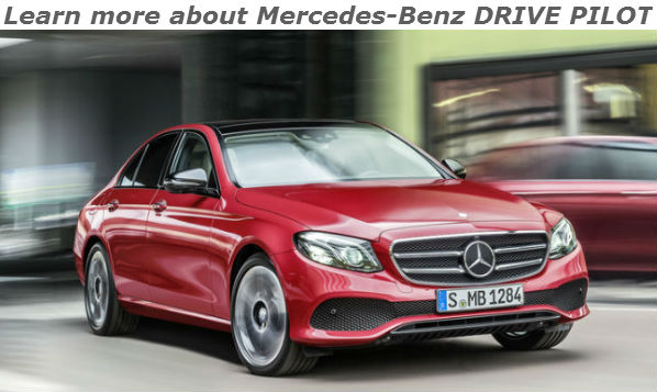 Learn more about mercedes-benz drive pilot