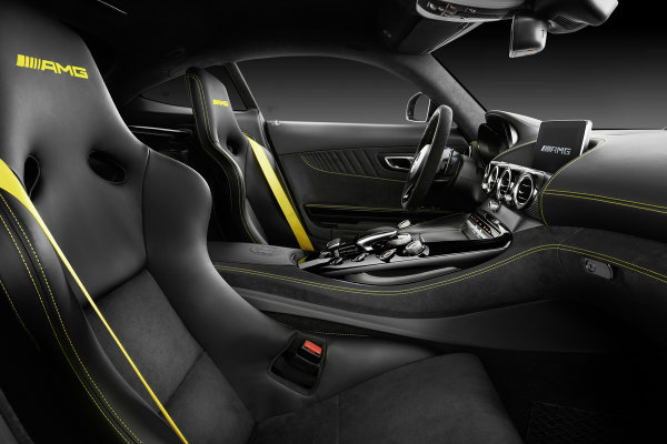 2017 Mercedes-AMG GT R Interior Features