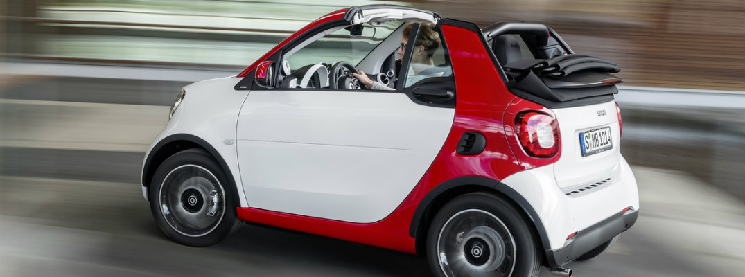 2017 smart fortwo cabrio Pricing and Release Date