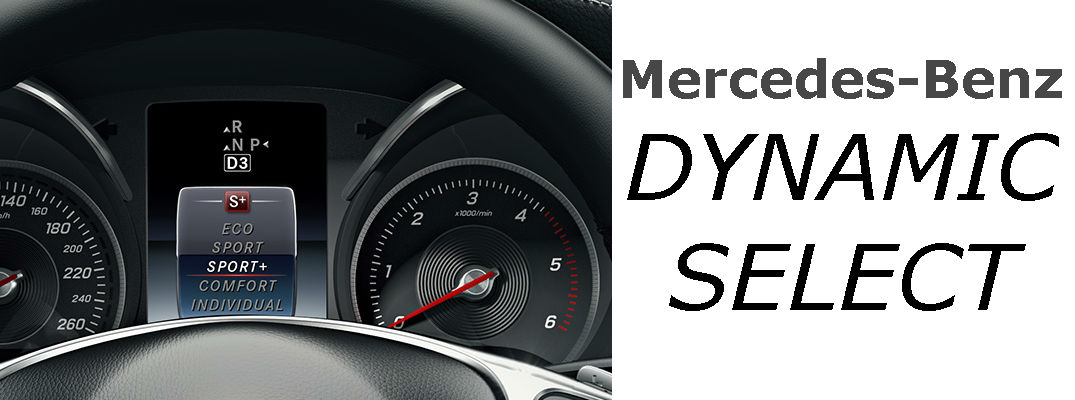 DYNAMIC SELECT Gives You the Drive You Want!