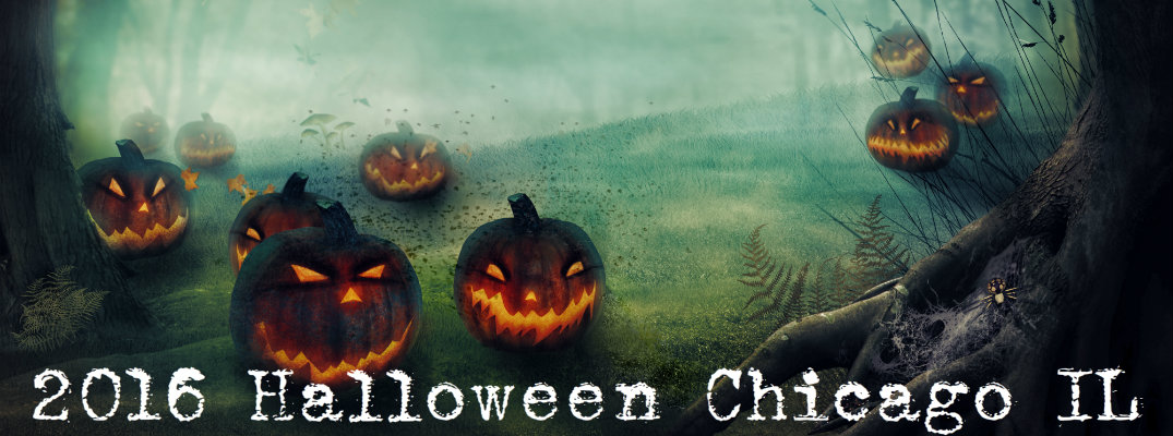 2016 Halloween Events in Chicago IL