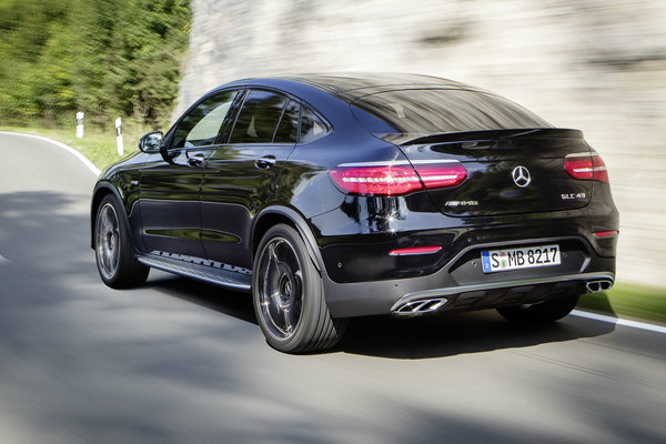 2017 Mercedes Amg Glc43 Coupe Engine Specs Upgrades And Release Date