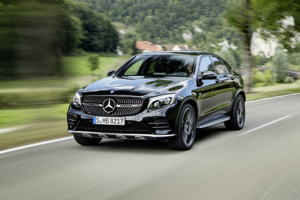 2017 Mercedes-AMG GLC43 Coupe Engine Specs, Upgrades and