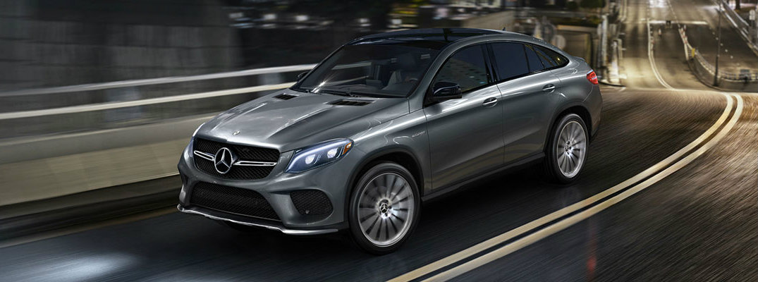 2017 Mercedes-AMG GLE43 Coupe Performance Specs and Release Date