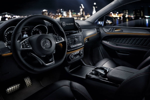 Mercedes Benz Mbrace App >> 2017 Mercedes-AMG GLE43 Coupe Performance Specs and ...