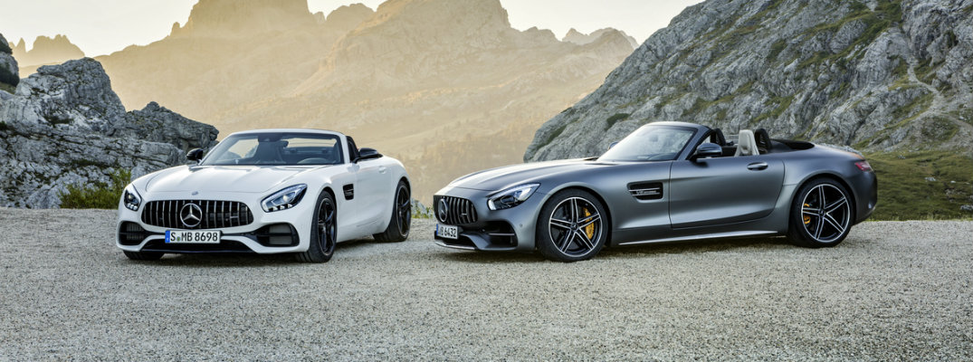 2018 Mercedes-AMG GT Roadster and GT C Roadster Details and Release Date
