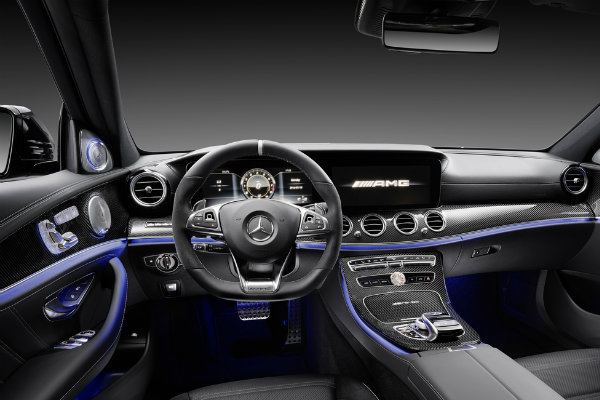 2018 Mercedes-AMG E63 Premium Interior Features