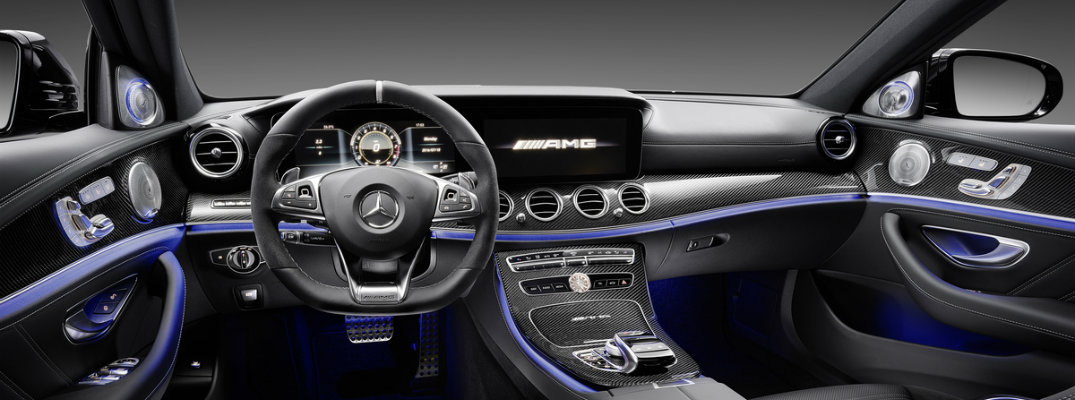 2018 Mercedes-AMG E63 S Premium Interior Features