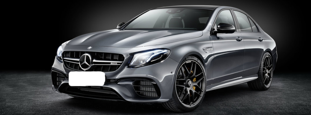 Differences between the 2018 Mercedes-AMG E63 and E63 S