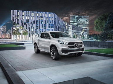 Mercedes-Benz X-Class Stylish Explorer Exterior Features