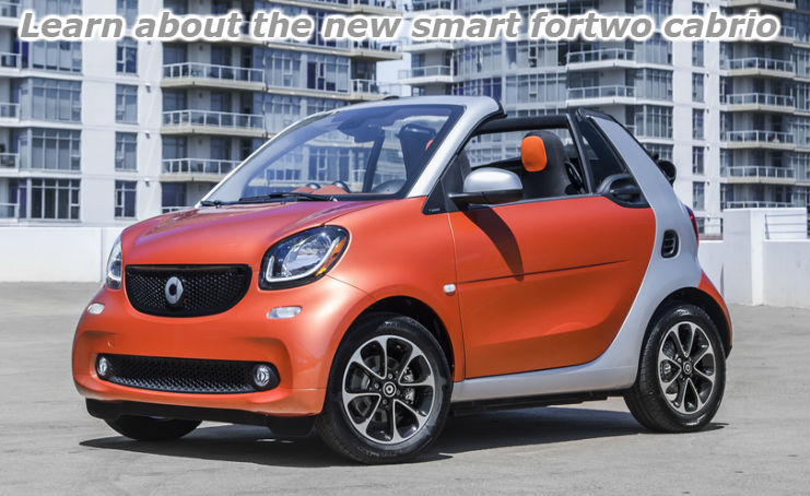 Smart Car Mpg: New 2017 Smart Fortwo Mpg Fuel Economy And Savings