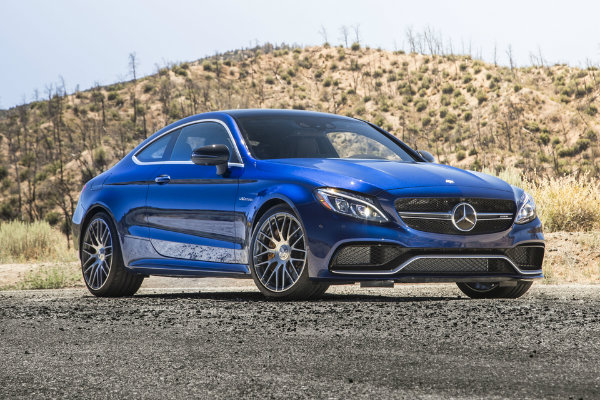 2017 Mercedes-AMG Coupe Vehicles