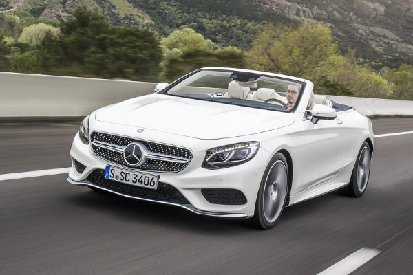 Mercedes-AMG Roadsters and Convertibles