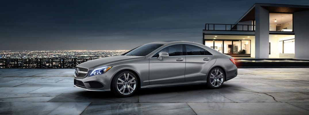 2017 mercedes benz CLS CLASS CLS550 COUPE