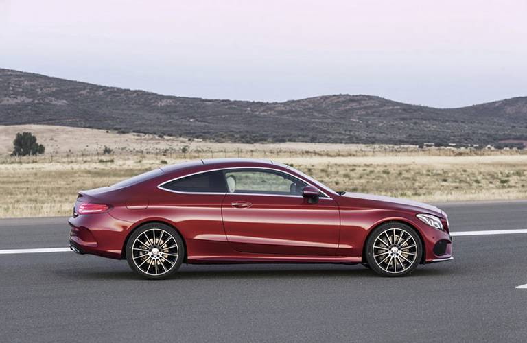 2017 mercedes benz c class exterior color options for Mercedes benz options