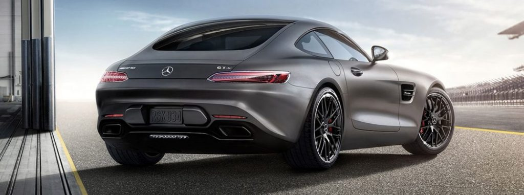 How Much Horsepower Does The Mercedes Amg Gt Get