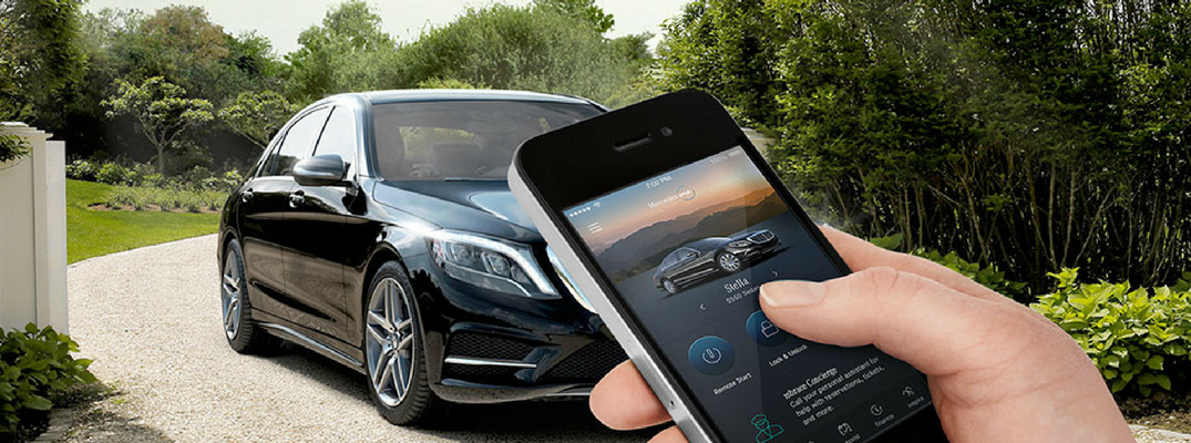 What are the differences between Mercedes-Benz mbrace and Tele Aid?