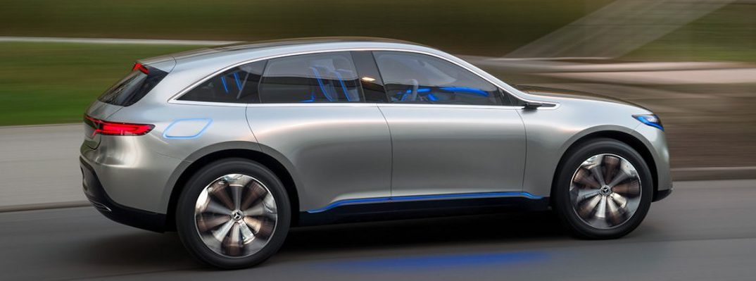 Mercedes-Benz offers Electric Intelligence Concept Car