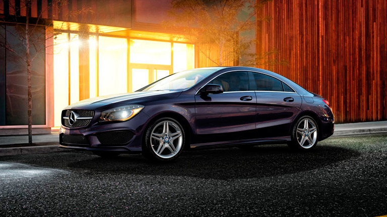 Luxury vehicles under 000 for sale in chicago il at for Loeber motors mercedes benz