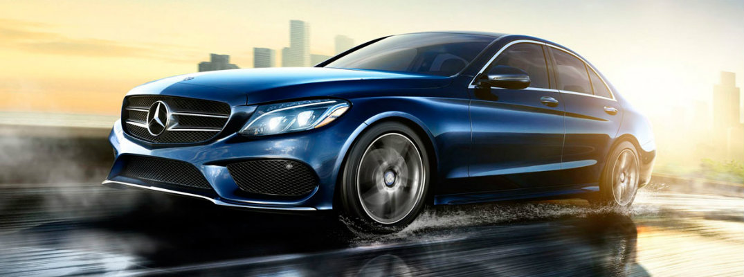 Benefits of Mercedes-Benz 4MATIC All-Wheel Drive