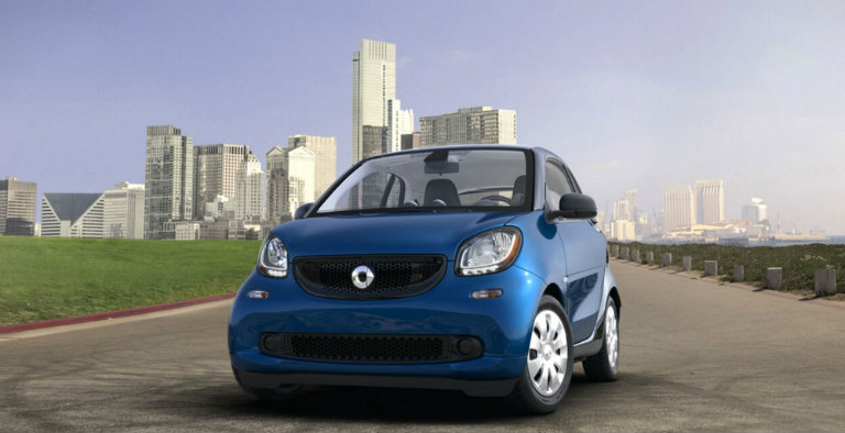 2017 smart fortwo features and specs