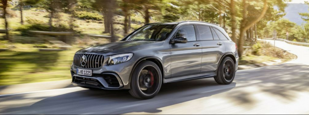 Mercedes Benz Dealership >> 2018 Mercedes-AMG GLC 63 Specs and Features