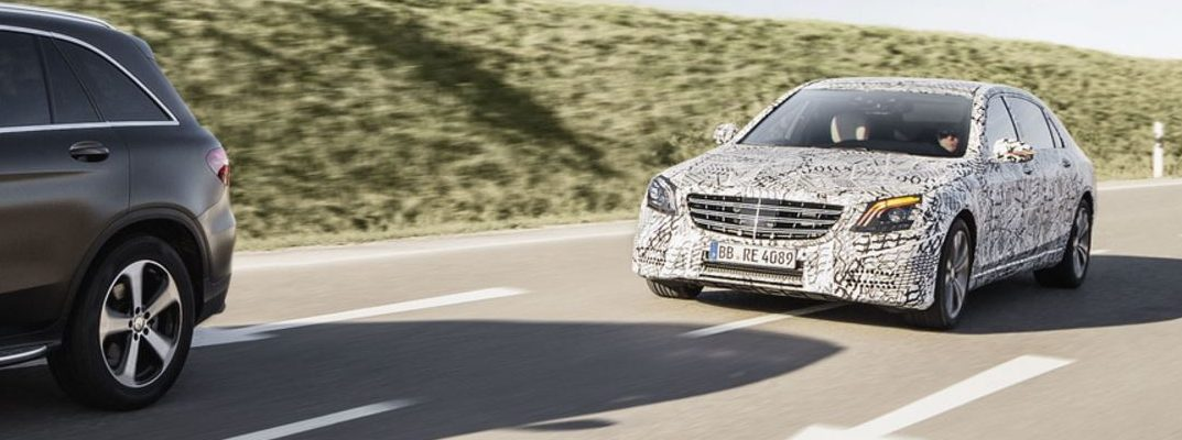 Mercedes-Benz takes the next step towards autonomous driving